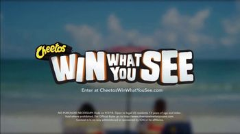 Cheetos Win What You See Contest TV Spot, 'Ion Television: Perfect Shape' - Thumbnail 8