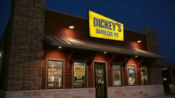 Dickey's BBQ Delivery TV Spot, 'Bringing BBQ to You' - Thumbnail 1