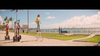 Sunny Delight TV Spot, 'Bicicleta' canción de DJ Kass [Spanish]