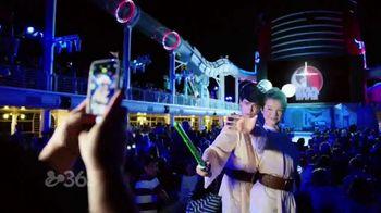 Disney Cruise Line TV Spot, 'Disney 365: Star Wars' Featuring Joshua Rush - Thumbnail 9