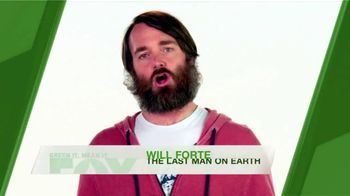 FOX TV Spot, 'Green It. Mean It.: Household Waste' Featuring Will Forte - Thumbnail 3