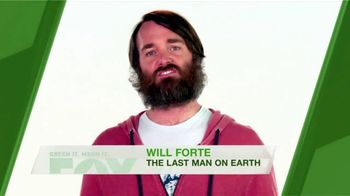 FOX TV Spot, 'Green It. Mean It.: Household Waste' Featuring Will Forte - Thumbnail 4