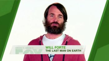 FOX TV Spot, 'Green It. Mean It.: Household Waste' Featuring Will Forte - Thumbnail 6