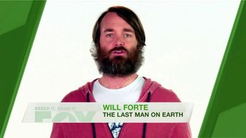 FOX TV Spot, 'Green It. Mean It.: Household Waste' Featuring Will Forte - Thumbnail 7