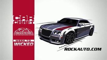 RockAuto Car Craft Week to Wicked Sweepstakes TV Spot, 'Transform' - Thumbnail 1