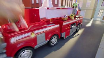 PAW Patrol Ultimate Rescue Firetruck TV Spot, 'Hop In'