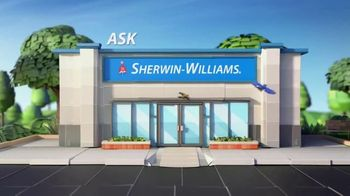 Sherwin-Williams Love for Color Sale TV Spot, 'Brighten Your Home' - Thumbnail 9