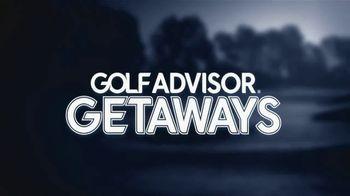 Golf Advisor Getaways TV Spot, 'Join Experts' - Thumbnail 9