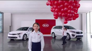 Kia America's Best Value Summer Clearance TV Spot, 'Balloons'