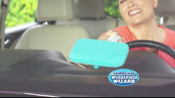 Hurricane Windshield Wizard TV Spot, 'Reaches and Cleans for You' - Thumbnail 2