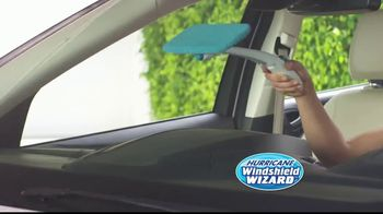 Hurricane Windshield Wizard TV Spot, 'Reaches and Cleans for You' - Thumbnail 6