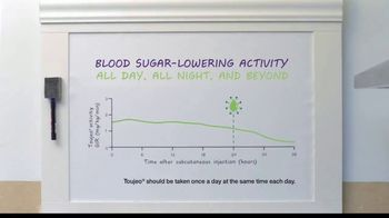 Toujeo TV Spot, 'Blood Sugar Control Around the Clock' - Thumbnail 4