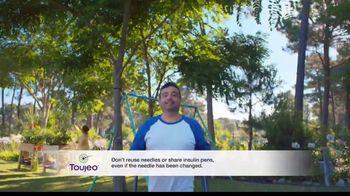 Toujeo TV Spot, 'Blood Sugar Control Around the Clock' - Thumbnail 7