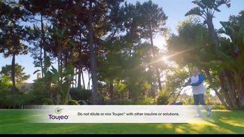 Toujeo TV Spot, 'Blood Sugar Control Around the Clock' - Thumbnail 9