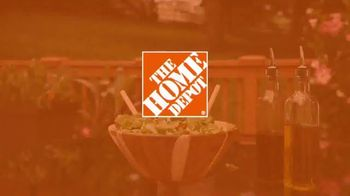 The Home Depot TV Spot, 'TV One: Eat Healthy All Summer' - Thumbnail 10
