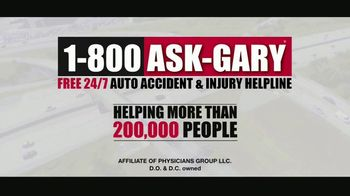 1-800-ASK-GARY TV Spot, 'Learn How Gary Can Help' - Thumbnail 9