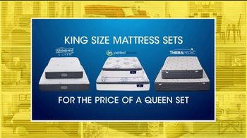 Rooms to Go TV Spot, 'King Sets for the Price of a Queen' - Thumbnail 4