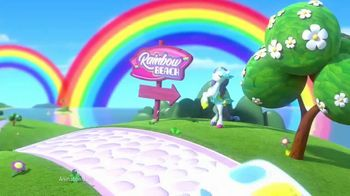 Shopkins Happy Places Rainbow Beach TV Spot, 'Luxury Ahead'