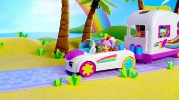 Shopkins Happy Places Rainbow Beach TV Spot, 'Luxury Ahead' - Thumbnail 6