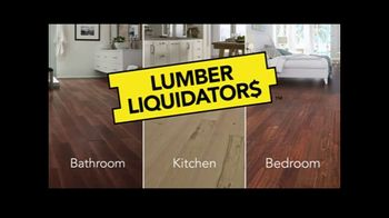 Lumber Liquidators TV Spot, 'Timeless Character'