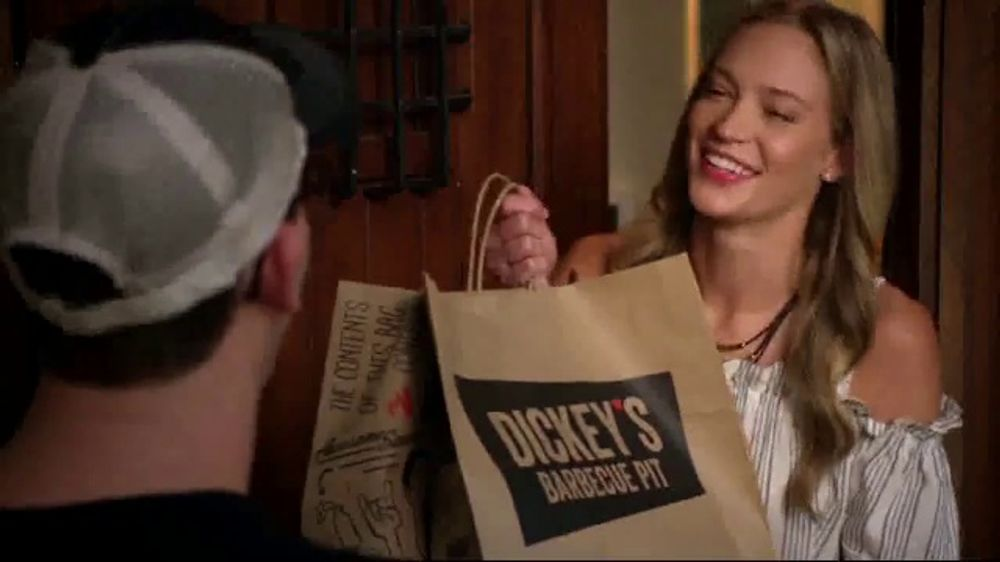 Dickey's BBQ TV Commercial, 'Texas Barbeque'