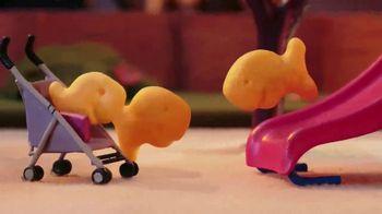 Goldfish TV Spot, 'Goldfish on a School Day'