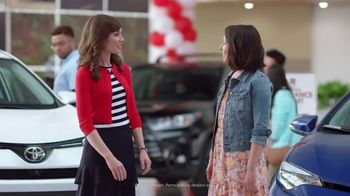 Toyota National Clearance Event TV Spot, \'Outtakes\'
