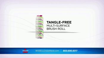 Bissell CrossWave Pet Pro TV Spot, 'Same Time' - Thumbnail 5