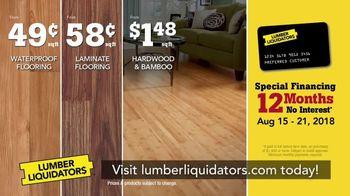 Lumber Liquidators TV Spot, 'Deals for Every Room' - Thumbnail 7