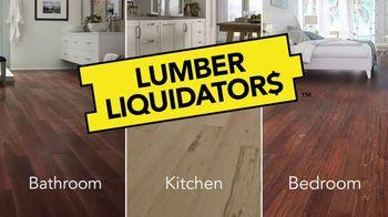 Lumber Liquidators TV Spot, 'Deals for Every Room' - Thumbnail 1