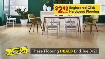 Lumber Liquidators TV Spot, 'Deals for Every Room'