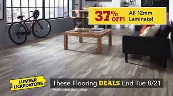 Lumber Liquidators TV Spot, 'Deals for Every Room' - Thumbnail 4
