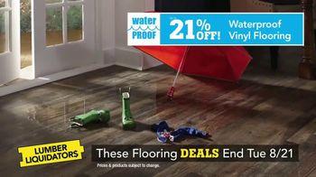Lumber Liquidators TV Spot, 'Deals for Every Room' - Thumbnail 5