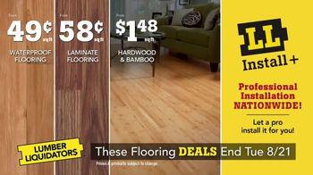 Lumber Liquidators TV Spot, 'Deals for Every Room' - Thumbnail 6