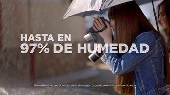 Garnier Fructis Sleek & Shine TV Spot, 'Super liso' [Spanish] - Thumbnail 5