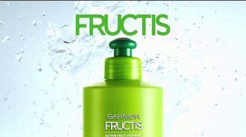 Garnier Fructis Sleek & Shine TV Spot, 'Super liso' [Spanish] - Thumbnail 8