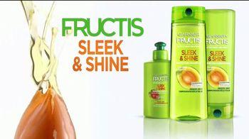 Garnier Fructis Sleek & Shine TV Spot, 'Super liso' [Spanish] - Thumbnail 9