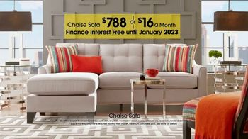 Rooms to Go TV Spot, 'Labor Day: Chaise Sofa' - Thumbnail 6