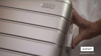 Away Luggage TV Spot, 'Always Moving: 100 Days' - Thumbnail 7