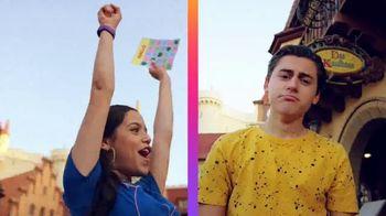 Disney Parks & Resorts TV Spot, 'Best Day Ever: Bingo Card' - Thumbnail 10