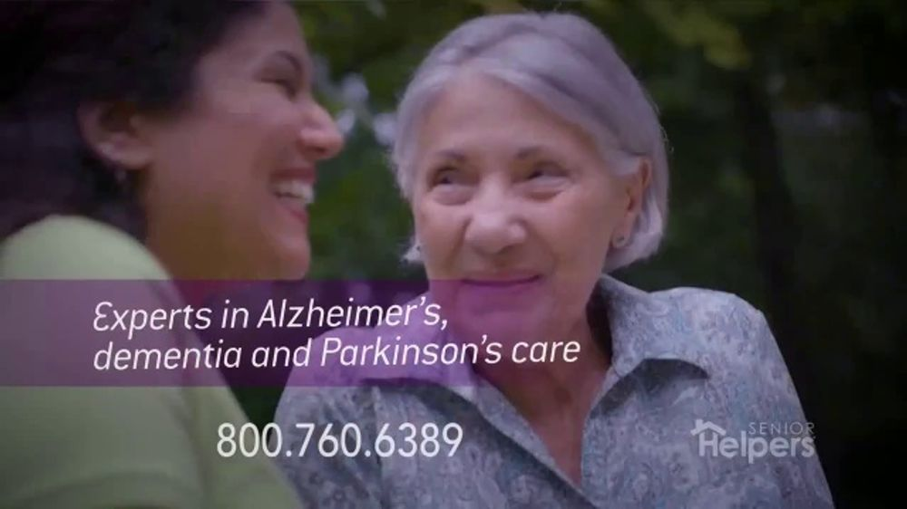 Senior Helpers TV Commercial, 'Senior Care, Only Better'