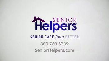 Senior Helpers TV Spot, 'Senior Care, Only Better' - Thumbnail 10