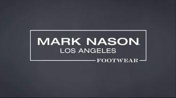 Mark Nason DressKnit Footwear Collection TV Spot, 'Custom Fit' - Thumbnail 1