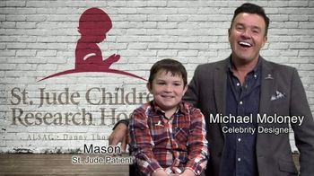 St. Jude Dream Home Giveaway TV Spot, 'Ticket' Featuring Michael Moloney