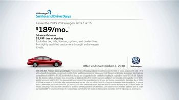 Volkswagen Smile and Drive Days TV Spot, 'A Lot of Volkswagen' [T2] - Thumbnail 6