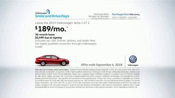 Volkswagen Smile and Drive Days TV Spot, 'A Lot of Volkswagen' [T2] - Thumbnail 7
