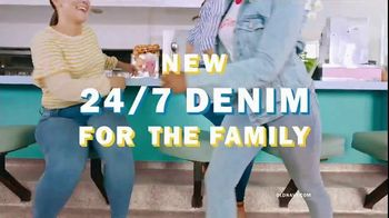 Old Navy 24/7 Denim TV Spot, 'Denim for the Fam: Kids $10' - Thumbnail 3