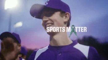 Dick's Sporting Goods Foundation TV Spot, 'Sports Matter: Baseball' - Thumbnail 10
