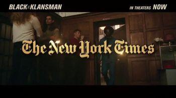 BlacKkKlansman - Alternate Trailer 31