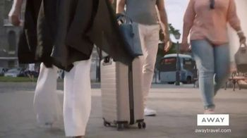 Away Luggage TV Spot, 'Big Picture' - Thumbnail 4